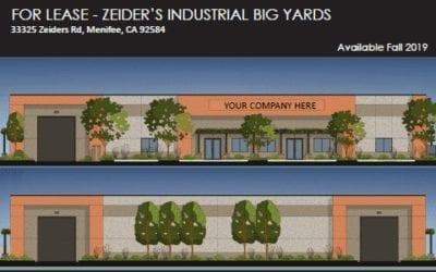 33325 Zeiders Rd, Menifee, CA 92584 – FOR LEASE -ZEIDER'S INDUSTRIAL BIG YARDS